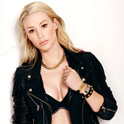 Iggy Azalea Contact Information