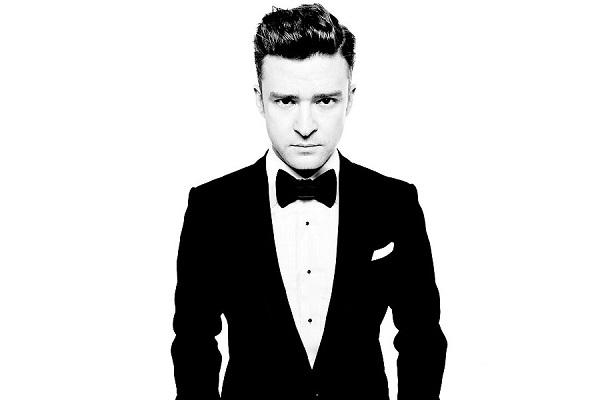 Justin Timberlake booking info
