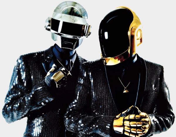 Daft Punk booking info
