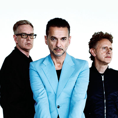 Depeche Mode Contact Information