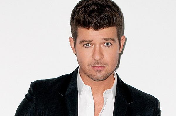 Robin Thicke Contact Information