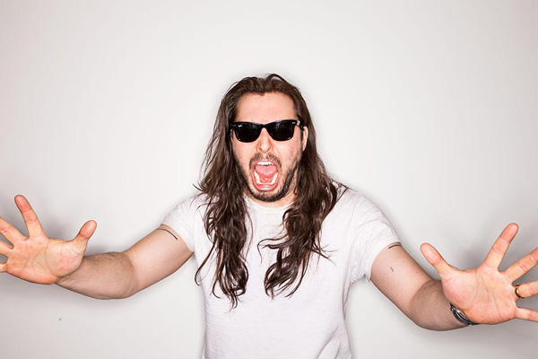 Andrew W.K contact information