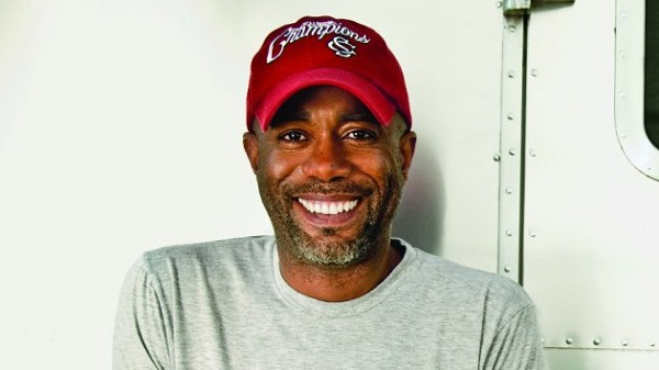 Darius Rucker Contact Information