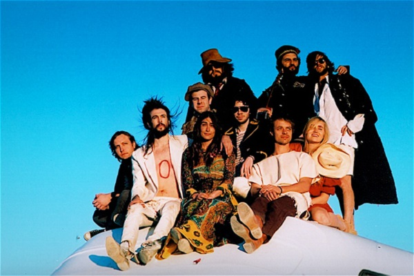 Edward Sharpe and the Magnetic Zeros contact information