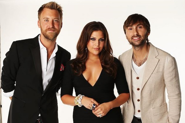 Lady Antebellum contact information