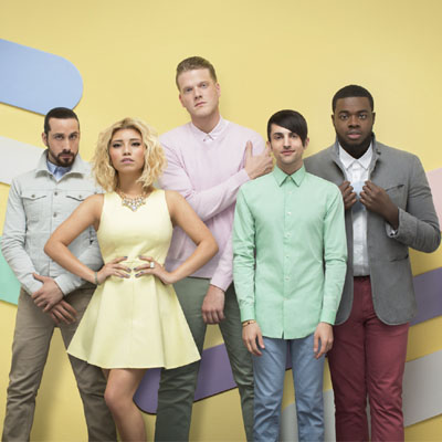 Pentatonix-Contact-Information