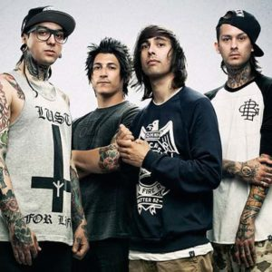 Pierce the Veil Contact Information