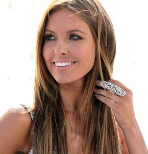 Audrina Patridge contact information