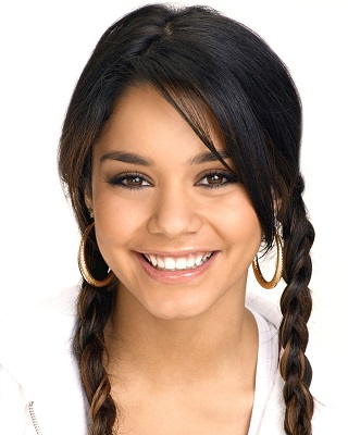Vanessa Hudgens contact information