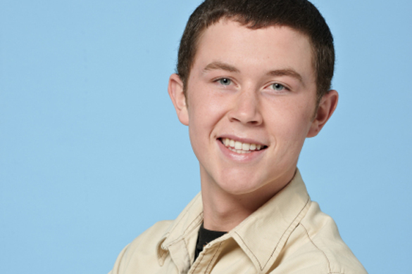 Scotty McCreery contact information