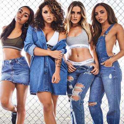 Little Mix Contact Information