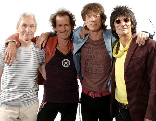The Rolling Stones Contact Information