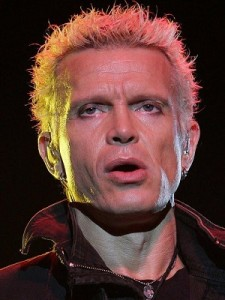 Billy Idol Contact Information