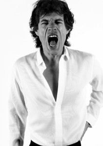 Mick Jagger Contact Information
