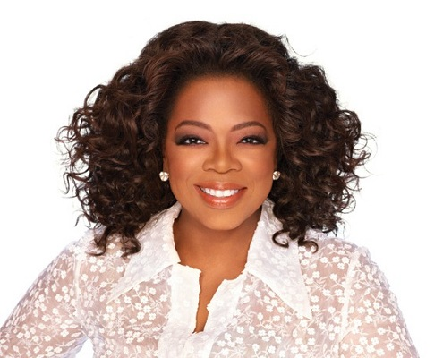 Oprah Winfrey Contact Information