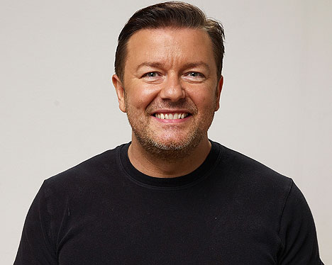 Ricky Gervais Contact Information