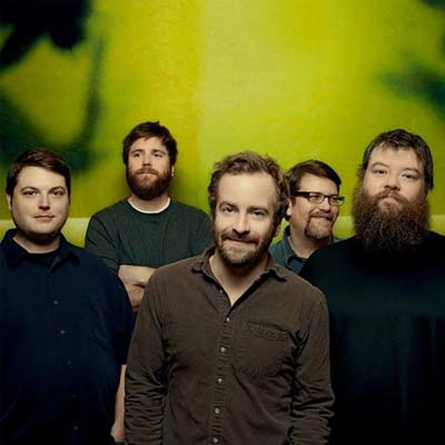 Trampled By Turtles Contact Information