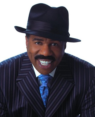 Steve Harvey Contact Information