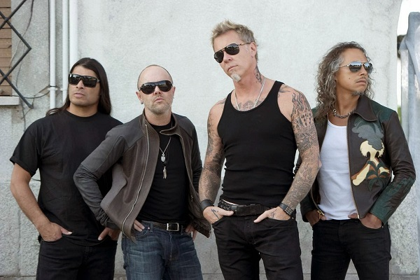 Metallica Contact Information