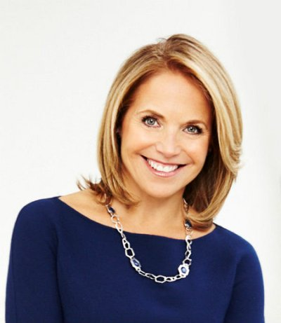 Katie Couric Contact Information