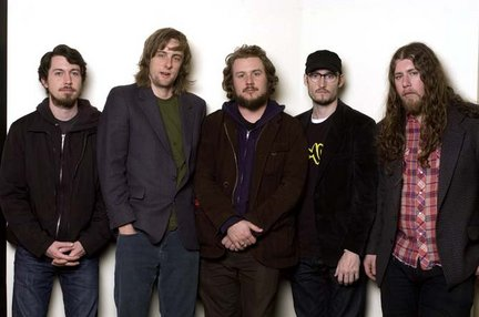 My Morning Jacket Contact Information