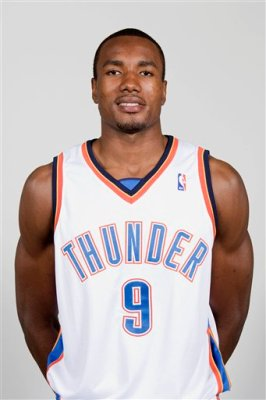 Serge Ibaka Contact Information