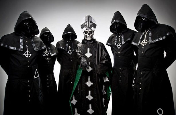 Band Ghost Contact Information