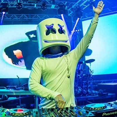 Marshmello Contact Information