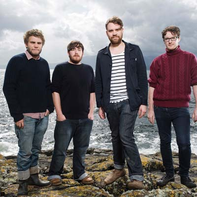 Frightened Rabbit Contact Information