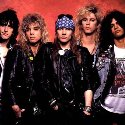 Guns N Roses Contact Information