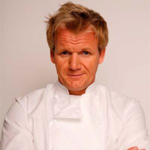 Gordon Ramsay Contact Information