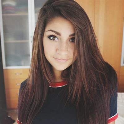 Andrea Russett Contact Information