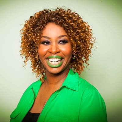 Glozell Green Contact Information