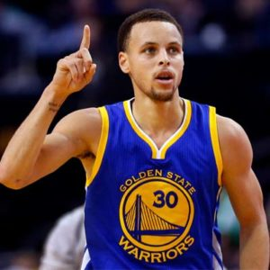 Stephen Curry Contact Information