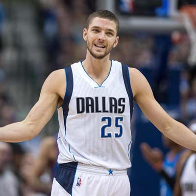 Chandler Parsons Contact Information