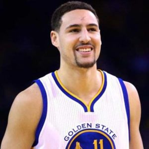 Klay Thompson Contact Information