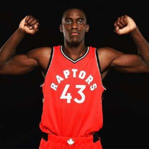 Pascal Siakam Contact Information