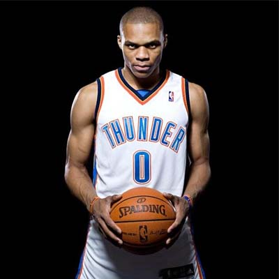Russell Westbrook Contact Information