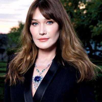 Carla Bruni Sarkozy Contact Info Booking Agent Manager Publicist