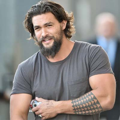 Jason Momoa Contact Information