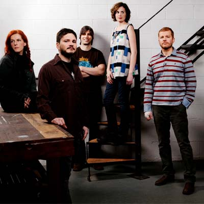 The New Pornographers Contact Information