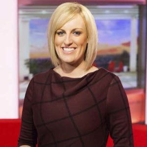 Steph McGovern Contact Information