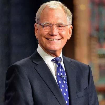 David Letterman Contact Information