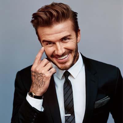 David Beckham Contact Information