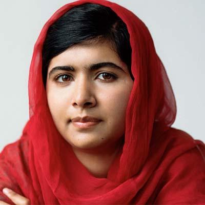 Malala Yousafzai Contact Information