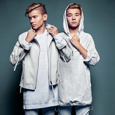 Marcus & Martinus Contact Information