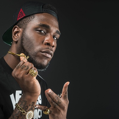Burna Boy Contact Information