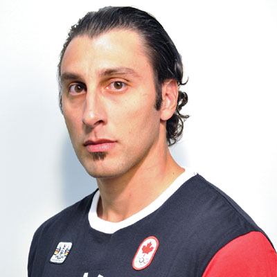 Roberto Luongo Contact Information