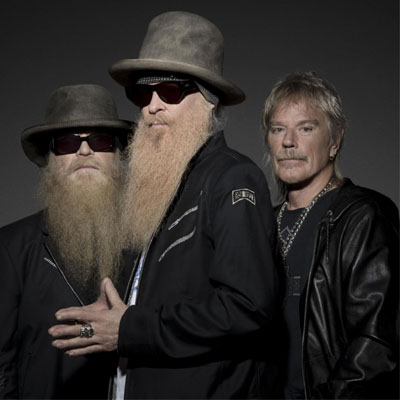 ZZ Top Contact Information