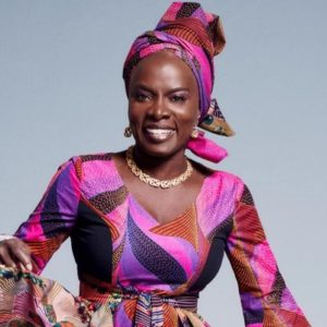 Angélique Kidjo Contact Information